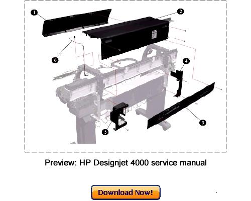 Hp Designjet 4000Ps Manual Pdf