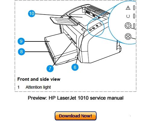 hp laserjet 1010 1012 1015 service repair manual download downloa rh tradebit com hp laser printer 1012 manual hp 1012 service manual