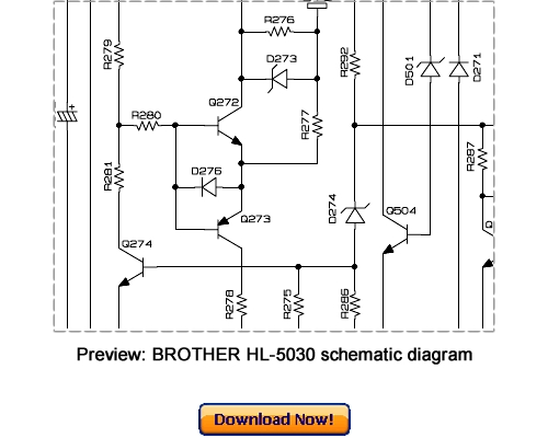 brother hl 5240 manual