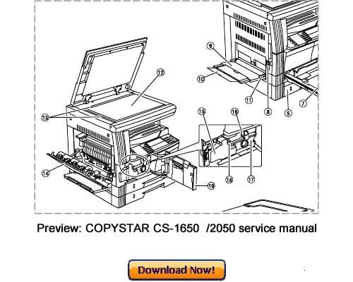 kyocera km 2560 service manual pdf