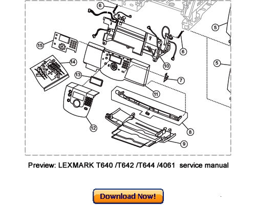 lexmark t640 t642 t644 service repair manual download lexmark t644 parts catalog lexmark t644 parts catalog