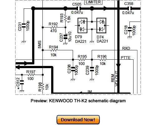 инструкция к kenwood th-k2at