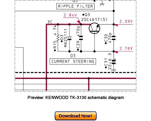 kenwood tk 3130 tk 3131 service repair manual download download