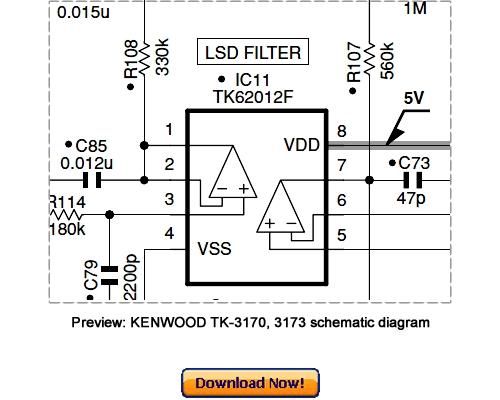 Kenwood tk-3170 tk-3173 service manual download.