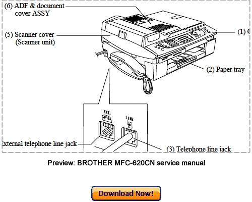 brother mfc cn mfc cn mfc cn mfc c service repair manua pay for brother mfc 620cn mfc 430cn mfc 410cn mfc 210c service