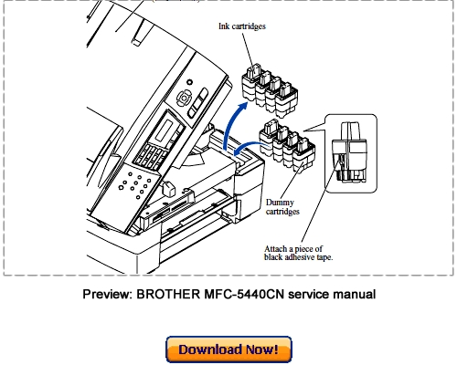 Brother mfc 5440cn user manual.