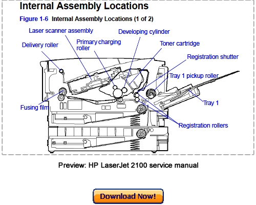 hp laserjet 2100 service repair manual download download manuals hp laserjet 2100 service manual pdf hp laserjet 2100 printer service manual