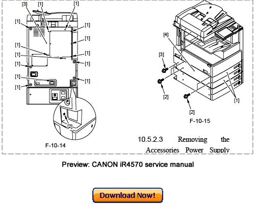Pay for Canon iR4570 iR3570