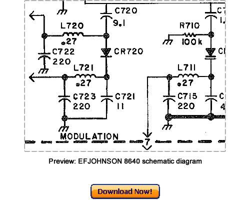Free EF-JOHNSON 8640 Service Repair Manual Download Download thumbnail