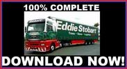 Thumbnail EDDIE STOBART FLEET LIST & NAMES TRUCK HGV SPOTTER