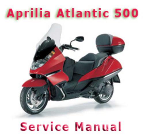aprilia atlantic 500 2001