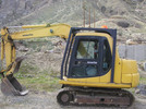 Komatsu PC60-7 Hydraulic Excavator Repair Manual Bk 1