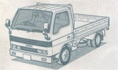 Thumbnail MAZDA T3000 T3500 T4000 REPAIR MANUAL TRUCK BUS