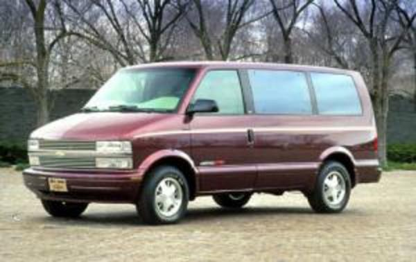 chevrolet chevy astro 1996-on shop manual