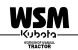 Thumbnail Kubota Model B5100 B6100 B7100 Service Repair Workshop Manual