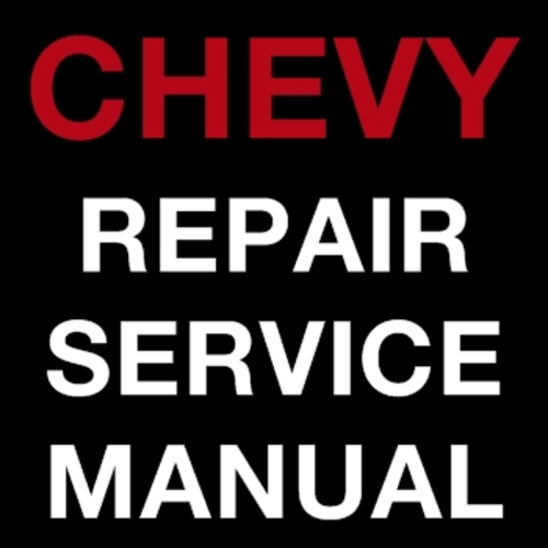 Pay for CHEVY AVEO 2007-2010 FACTORY REPAIR SERVICE WORKSHOP MANUAL