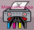 Thumbnail Casio J-20 Ink Jet Printer Repair Manual Plus Parts List