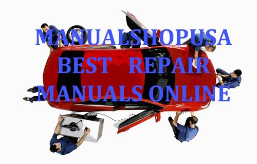Pay for 1989 Porsche 964 Service And Repair Manual