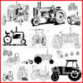 Thumbnail IH Blue Ribbon International Harvester Tractors B-275 Tractor Brakes Service Manual GSS1247 - DOWNLOAD