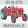 Thumbnail IH International Harvester McCormick B275 B-275 Diesel Tractor -12- Service Manual Collection - DOWNLOAD