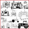 Thumbnail Massey-Ferguson MF-444 Tractor Shop Workshop Repair Manual - DOWNLOAD