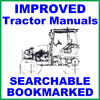 Thumbnail IH Case International 2590 2594 Tractor Workshop Repair Service Shop Manual - IMPROVED - DOWNLOAD