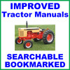 Thumbnail Case 470 & 570 Tractor Service Workshop Repair Manual - IMPROVED - DOWNLOAD