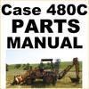 Thumbnail Case 480C Tractor Backhoe Loader Illustrated Parts Manual Catalog - DOWNLOAD