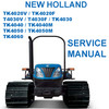 Thumbnail New Holland TK4020 T4030 TK4030 TK4040 TK4050 TK4060 Tractor Service Workshop Manual - DOWNLOAD