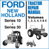 Thumbnail Ford New Holland 10 Series & 30 Series Tractor Workshop Service Repair Manual - DOWNLOAD