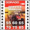 Thumbnail Same Dorado 55 60 65 70 75 85 Tractor Workshop Service Repair Manual - IMPROVED - DOWNLOAD