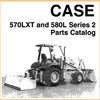 Thumbnail Case 570LXT & 580L Series 2 Tractor Illustrated Parts Catalog Manual - DOWNLOAD