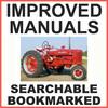 Thumbnail IH Farmall H & HV Tractor Service & Repair Manual & Parts Catalog -2- MANUALS - IMPROVED - DOWNLOAD