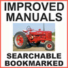 Thumbnail IH Farmall H & HV Tractor Service Workshop Repair Manual - IMPROVED - DOWNLOAD