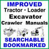Thumbnail Case CX460 Crawler Excavator Service Workshop Manual - IMPROVED - DOWNLOAD