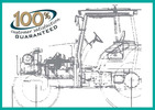 Thumbnail Ford 2000 3 Cylinder Tractor Illustrated Parts List Catalog Manual 1965-1974 - DOWNLOAD