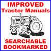 Thumbnail Ford 5000 series Tractor Illustrated Parts Catalog Manual - IMPROVED - DOWNLOAD