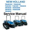 Thumbnail New Holland TK4020V TK4020F T4030V T4030F TK4030 TK4040 TK4040M TK4050 TK4050M TK4060 Tractor Service Repair Manual - DOWNLOAD