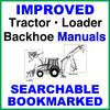 Thumbnail Case 680C CK Backhoe Loader Illustrated Parts List Manual Catalog - IMPROVED - DOWNLOAD