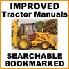 Thumbnail Case 580k Phase 3 III Tractor JJG0020000 & Above Illustrated Parts List Manual Catalog - DOWNLOAD