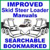 Thumbnail Case 430 Skid Steer Loader Illustrated Parts List Manual Catalog - DOWNLOAD