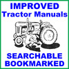 Thumbnail Collection of 2 files - Case S, SC and SO Tractor Repair Service Manual & Illustrated Parts Catalog Manuals - DOWNLOAD