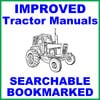 Thumbnail David Brown Case 970 & 1070 Tractor Service & Repair Manual - IMPROVED - DOWNLOAD