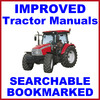 Thumbnail McCormick CX75 CX85 CX95 CX105 Tractor Repair & Operators Manual -2- Manuals - DOWNLOAD