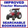 Thumbnail McCormick CX75 CX85 CX95 CX105 Tractor Repair & Operators Manual -2- Manuals - DOWNLOAD