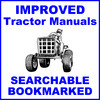 Thumbnail Simplicity 4040 Pow'r Max Tractor Operators Owner Instruction Manual - IMPROVED - DOWNLOAD