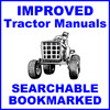 Thumbnail Simplicity 9523 & 9528 Tractor Operators Owner Instruction Manual - IMPROVED - DOWNLOAD