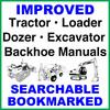 Thumbnail Case 580 Super K 580SK Turbo Loader Backhoe Operators Owner Instruction Manual - IMPROVED - DOWNLOAD