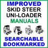 Thumbnail Case 1835B Skid Steer Uni-Loader FACTORY Service Repair Manual - IMPROVED - DOWNLOAD