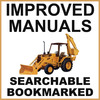 Thumbnail Case 480E Loader Backhoe & 480E LL Loader Landscaper Operators Instruction Manual - IMPROVED - DOWNLOAD